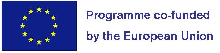 Logo Programme co-founded by the EU